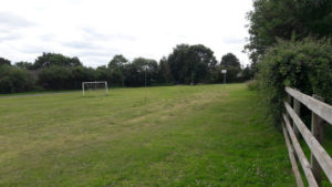 10 Stoney Furlong Football Pitch