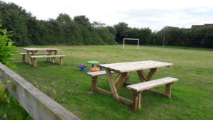 11 Stoney Furlong Picnic Tables