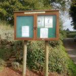3 Upper Cheddon Notice Board new