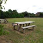Picnic Table at Stoney Furlong S106 funding