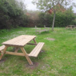Picnic Table donated by IWA @ Waterleaze