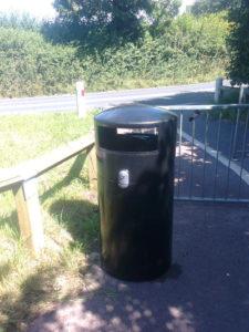 c. Yallands Hill Waste Bin new